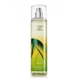 Парфюмированный спрей для тела Bath and Body Works «Coconut Lime Breeze»