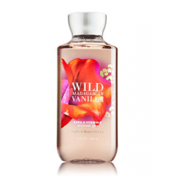 Гель для душа Bath and Body Works «Wild Madagascar Vanilla»