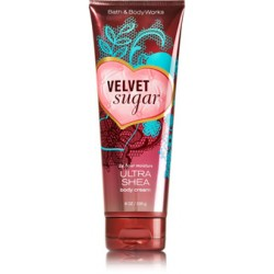 Увлажняющий крем для тела Bath and Body Works «Velvet Sugar»