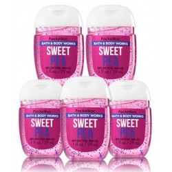 Санитайзер (антисептик для рук) Bath and Body Works «Sweet Pea»