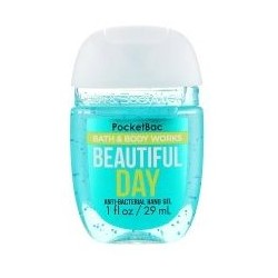 Санитайзер (антисептик для рук) Bath and Body Works «Beautiful Day»