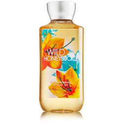 Гель для душа Bath and Body Works «Wild Honeysuckle»