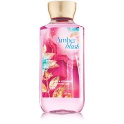 Гель для душа Bath and Body Works «Amber Blush»