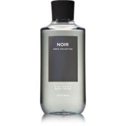 Шампунь для волос и гель для душа 2 в 1 / мужская серия Bath and Body Works «NOIR»