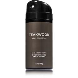 Дезодорант / мужская серия Bath and Body Works «Teakwood»