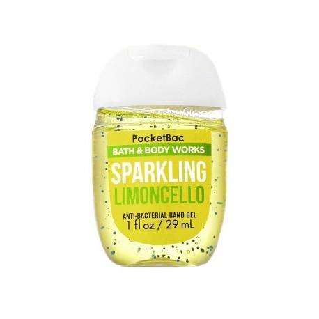 Санитайзер (антисептик для рук) Bath and Body Works «Sparkling Limoncello»