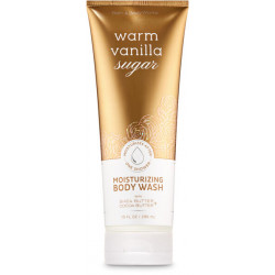 Увлажняющий крем для тела Bath and Body Works «Warm Vanilla Sugar»