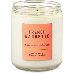 """Ароматическая свеча Bath and Body Works """"French Baguette"""""""