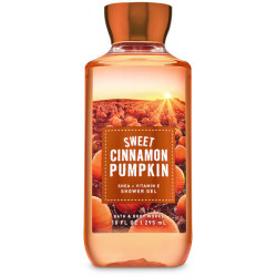 Гель для душа Bath and Body Works «Sweet Cinnamon Pumpkin»