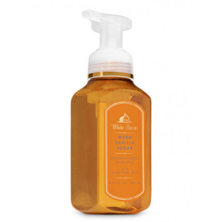 Жидкое мыло Bath and Body Works «Warm Vanilla Sugar»