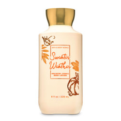 Лосьон для тела Bath and Body Works «Sweater Weather»