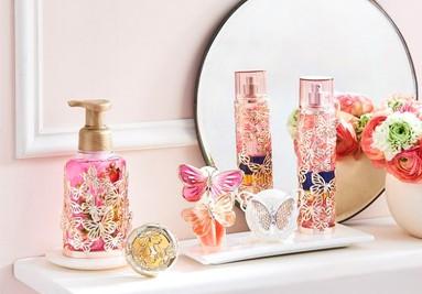 Косметика и парфюмерия Bath and Body Works - самая милая и женственная :)