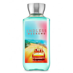 Гель для душа Bath and Body Works «Endless Weekend»