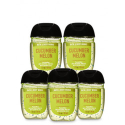 Санитайзер (антисептик для рук) Bath and Body Works «Cucumber Melon»