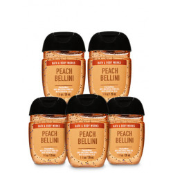 Санитайзер (антисептик для рук) Bath and Body Works «Peach Bellini»