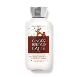 Лосьон для тела Bath and Body Works «Gingerbread Latte»