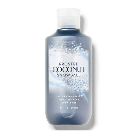"Гель для душа Bath and Body Works ""Frosted Coconut Snowball"""
